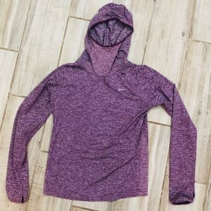Nike Dri-Fit Hooded Pullover